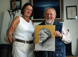 Léon et Janine