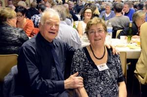 Fernande et Bernard Musslin