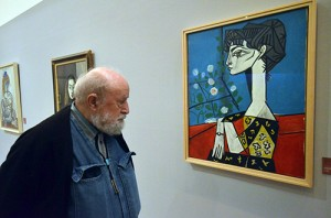Michel Butor et Picasso
