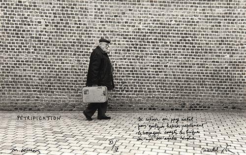 Michel Butor, les livres objets, la peinture et  les peintres