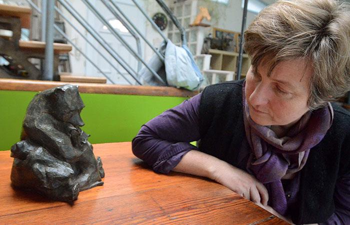 TELQUE : quand la passion de la sculpture est plus forte que tout