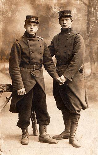 Émile et Raphaël