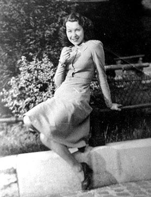 Lily pendant la guerre