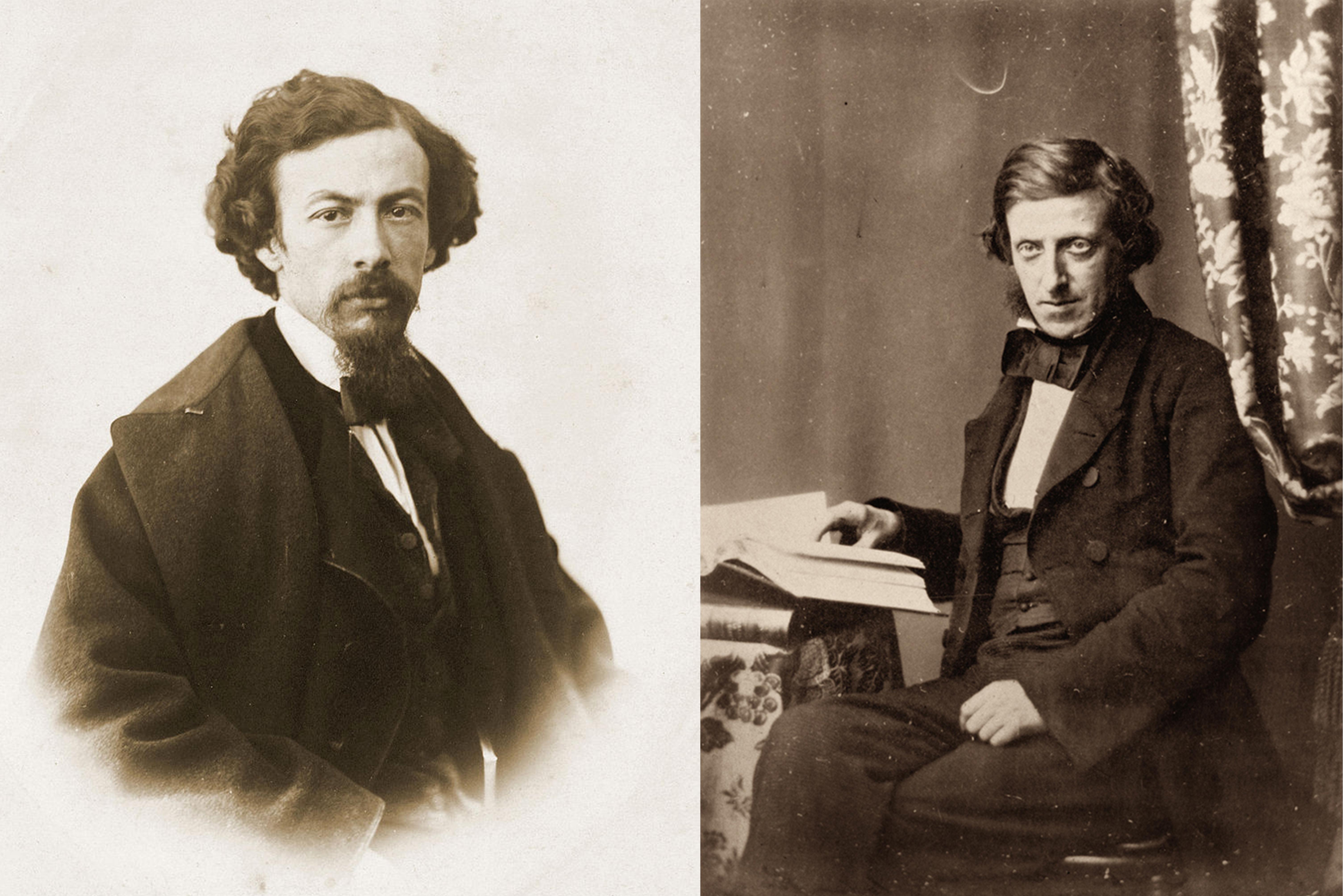 Frederick Scott Archer - André Adolphe-Eugène Disdéri