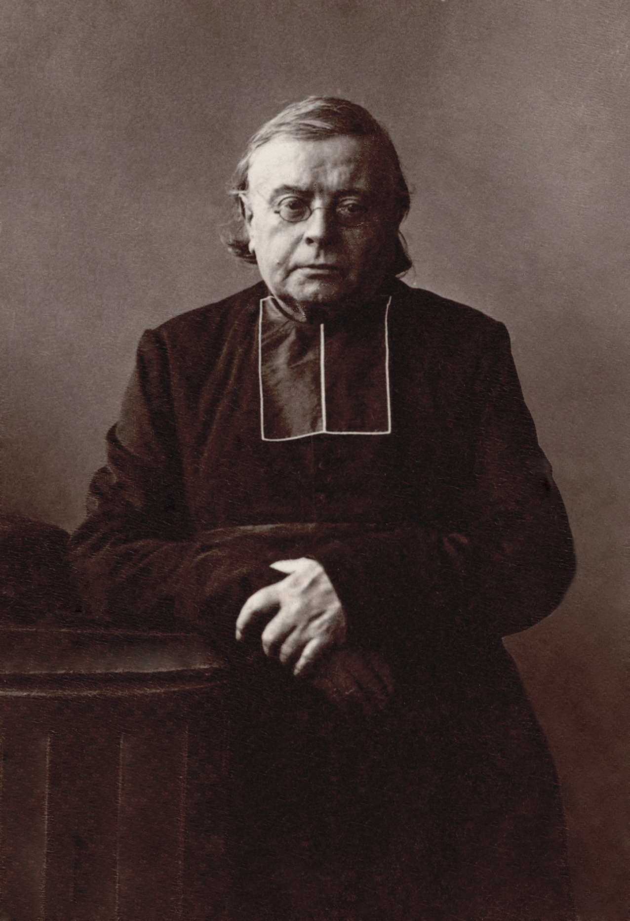 François-Napoléon-Marie Moigno - Abbé