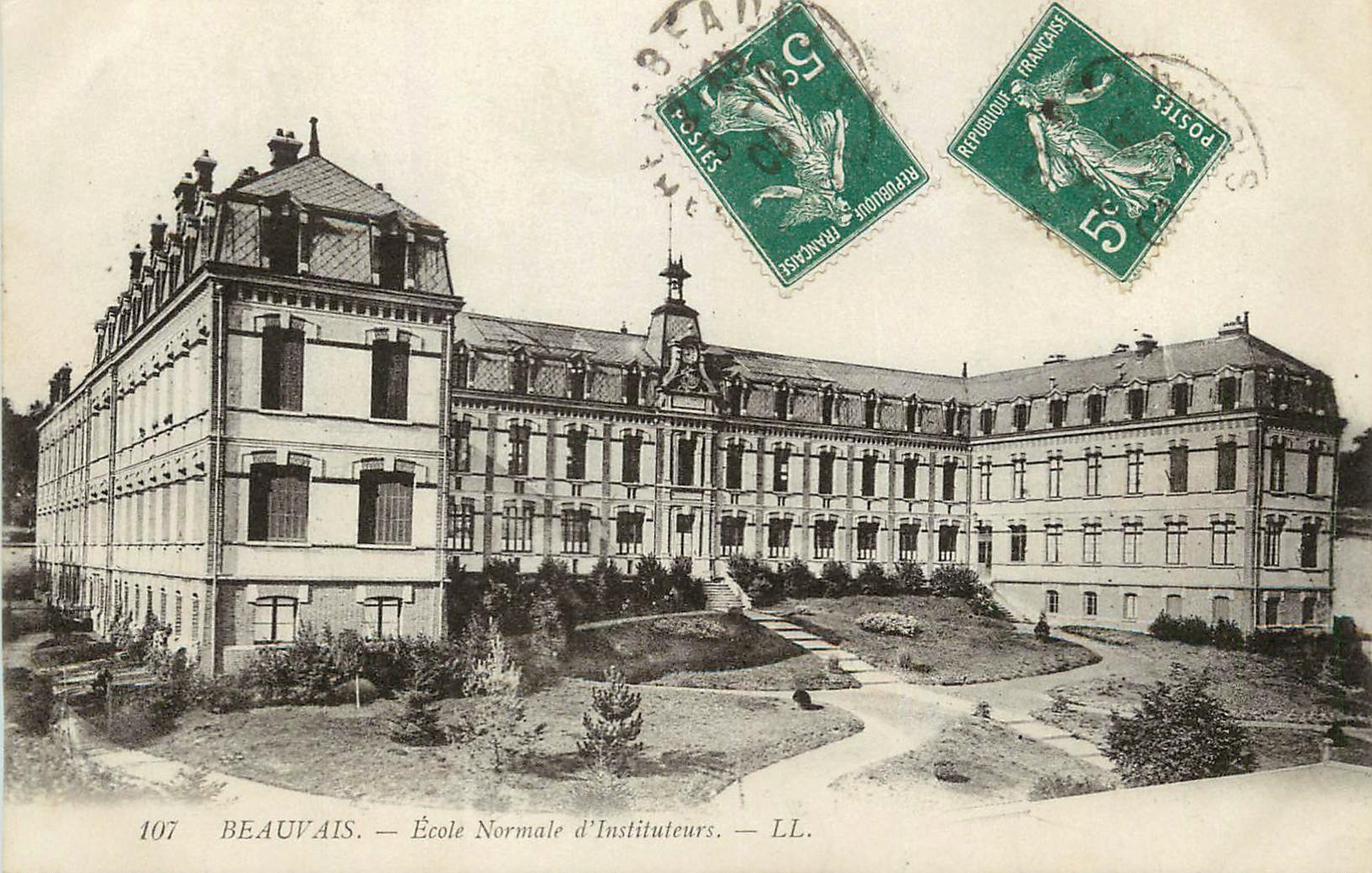École normale - Instituteur