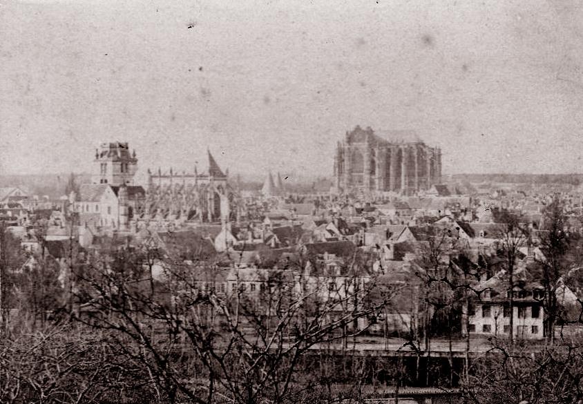 Zone urbaine - Histoire ancienne