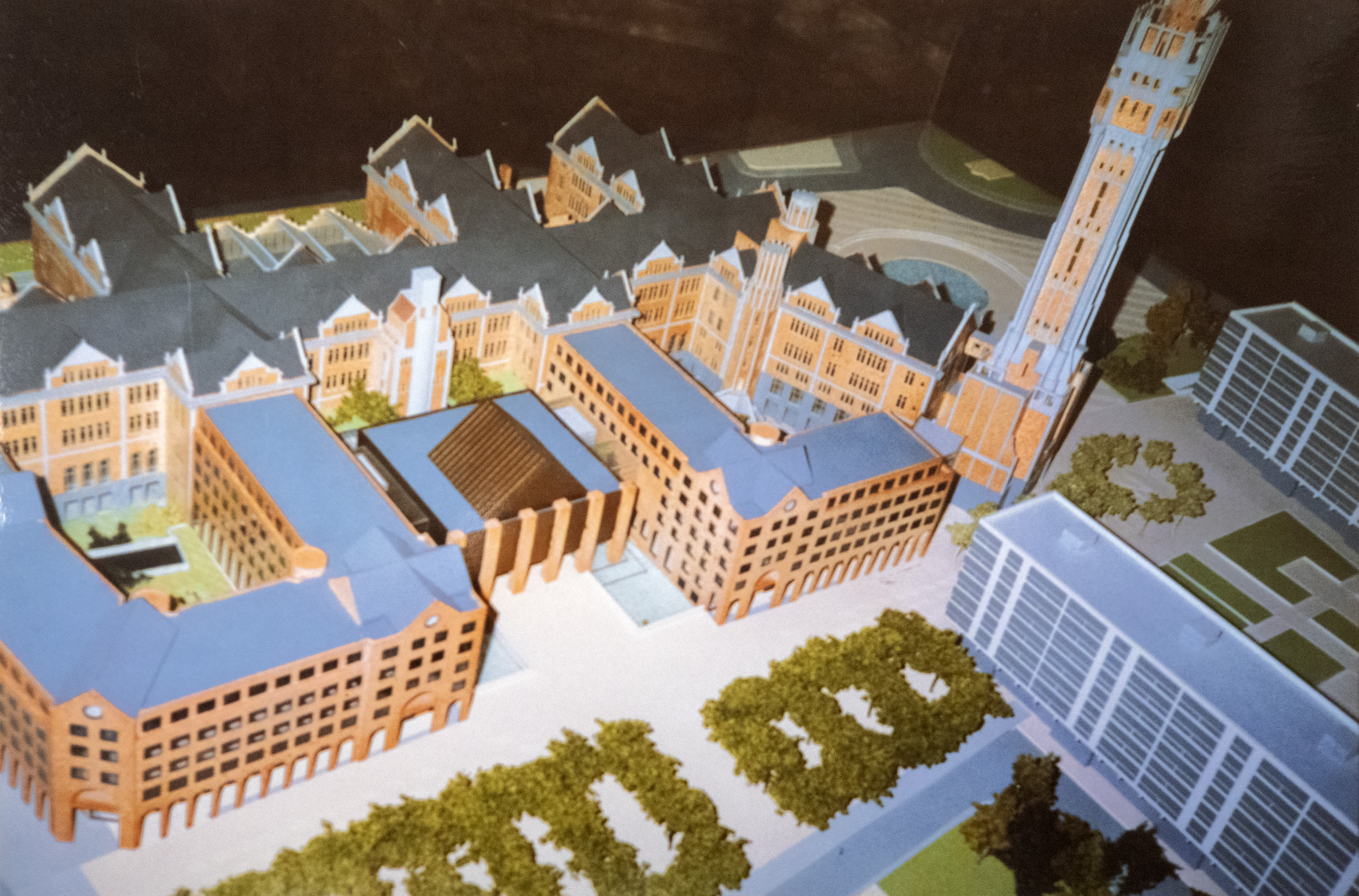 Design urbain - Modèle réduit
