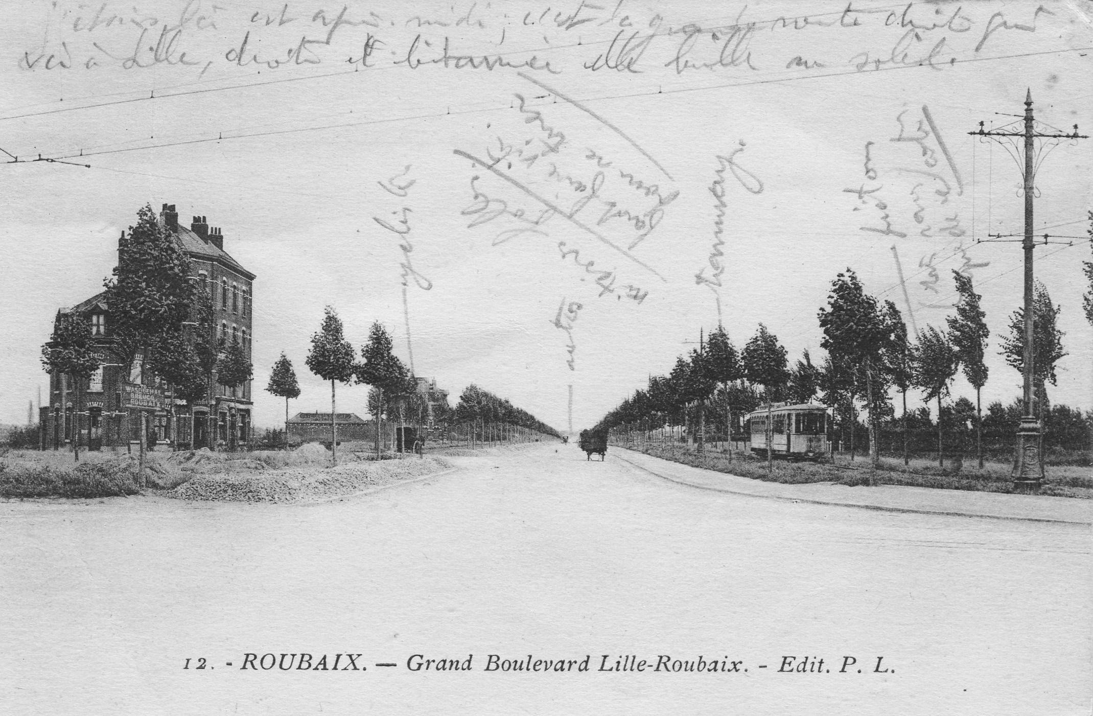 Râches - Roubaix