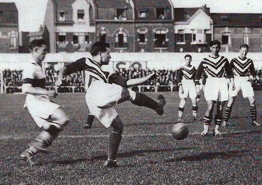 SC Fives - Olympique Lillois
